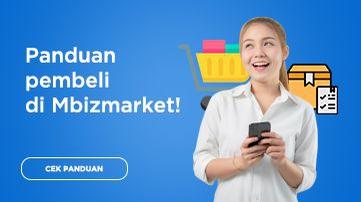 Panduan Untuk Pembeli - Mbizmarket.co.id