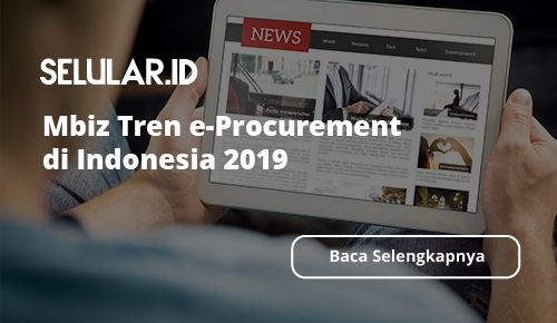 Tren e-Procurement di Indonesia 2019