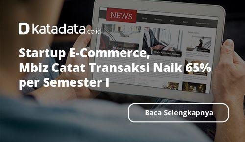 Startup E-Commerce, Mbiz Catat Transaksi Naik 65% per Semester I