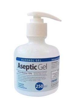 Rajatama - jual Onemed Hand Sanitizer 250 ml harga terbaik