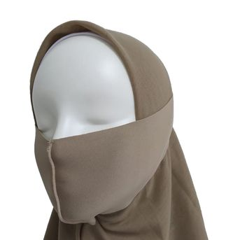 PT. KURNIA ASTASURYA - jual Simply Hijabers Mask Masker Scuba - Khaky harga terbaik