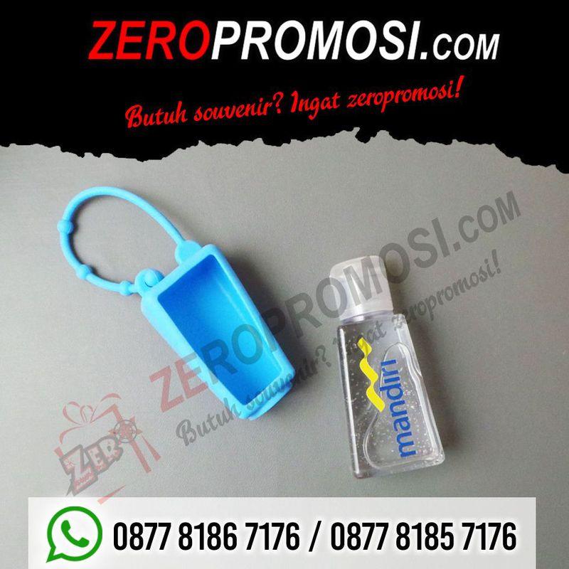 Souvenir Hand Sanitizer Dengan Gantungan Custom Promosi